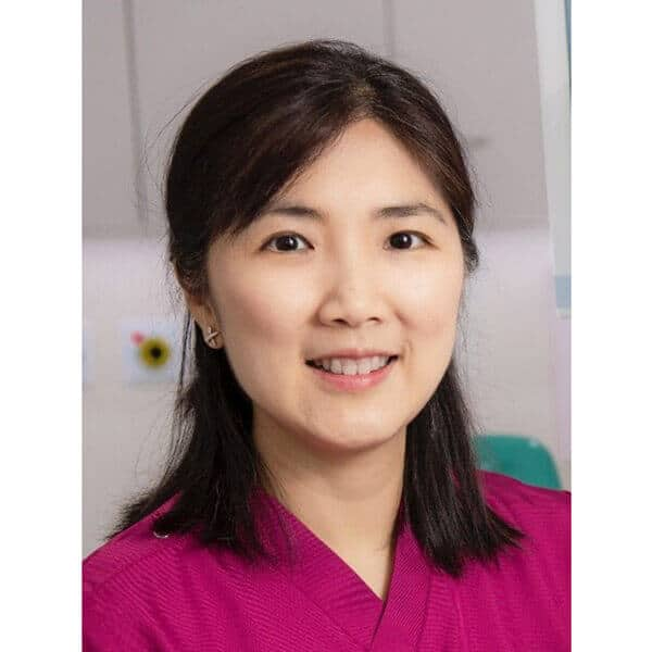 Dr. Charlene Wu, a speaker for Dental Continuing Education at HKIDEAS