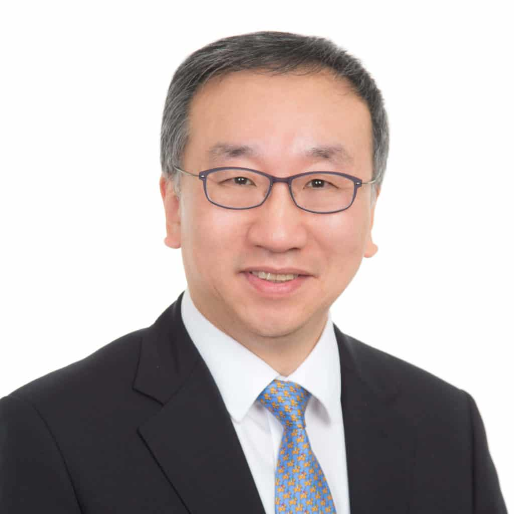 Dr. Clement Chan, a speaker for Dental Continuing Education at HKIDEAS
