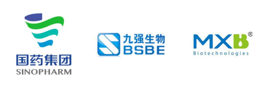 SINOPHARM, MXB Biotechnologies, BSBE. Three IVD companies