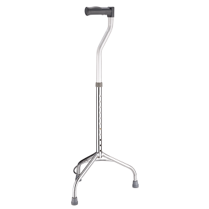 Adjustable-Tripod-Cane-with-Broad-Base