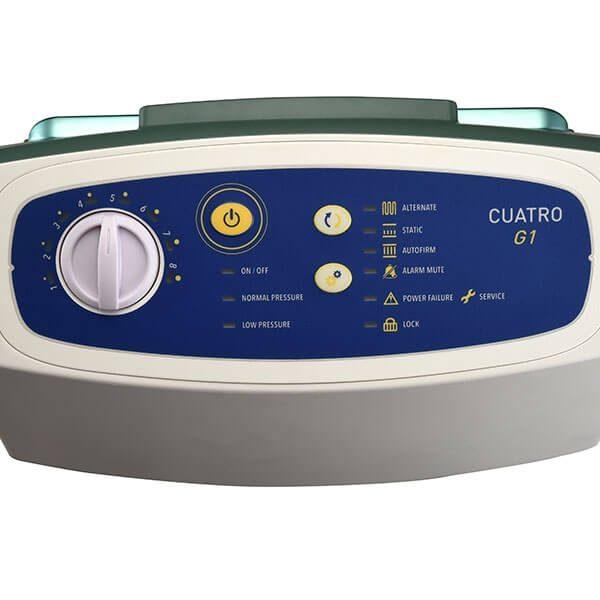 Roodinseat-Mattress-CUATRO-G1-40-machine