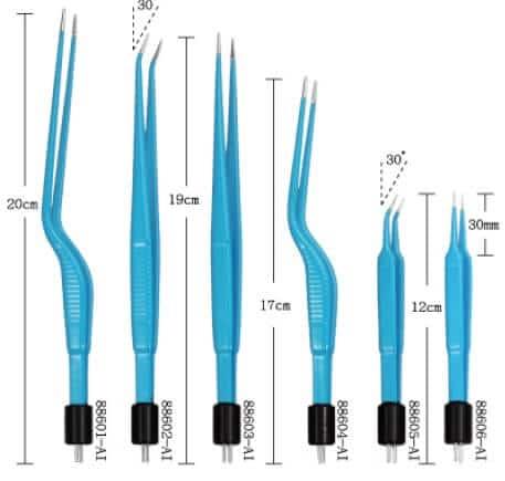 electrosurgical unit bipolar forceps