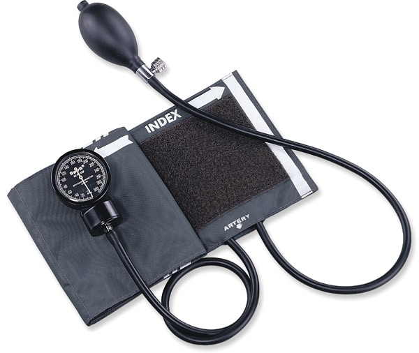 Aneroid Portable Sphygmomanometer